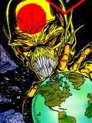 入侵!外星同盟漫画