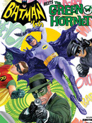 66蝙蝠侠与青蜂侠漫画